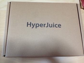 HyperJuice External Battery 1.5 - 60Wh