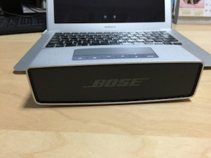 BOSESoundLink Mini Bluetooth speaker